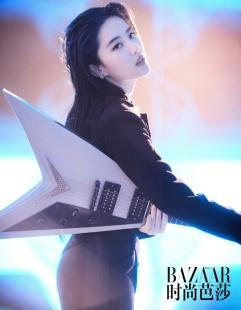 Liu Yifei for Harper's Bazaar China July 2018-6