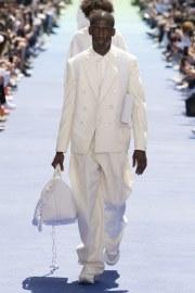 Louis Vuitton Spring 2019 Menswear Look 1
