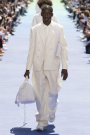 Louis Vuitton Spring 2019 Menswear Look 1