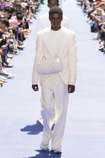 Louis Vuitton Spring 2019 Menswear Look 12