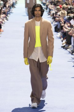 Louis Vuitton Spring 2019 Menswear Look 19