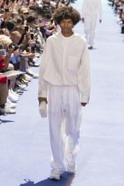 Louis Vuitton Spring 2019 Menswear Look 2