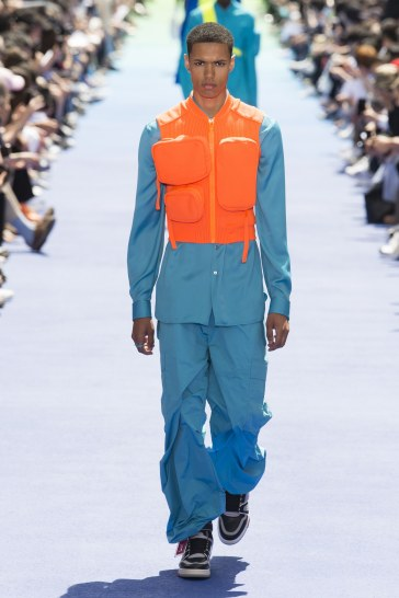 Louis Vuitton Spring 2019 Menswear Look 38