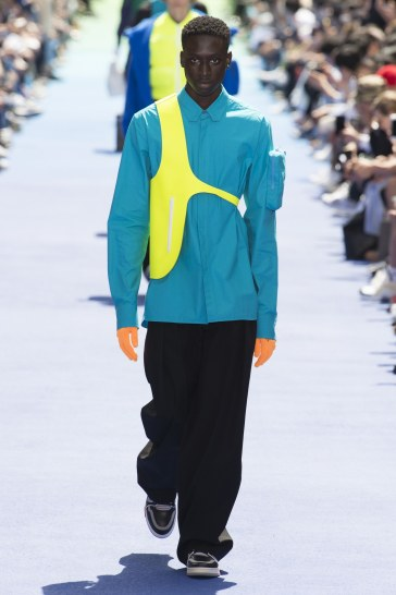 Louis Vuitton Spring 2019 Menswear Look 39