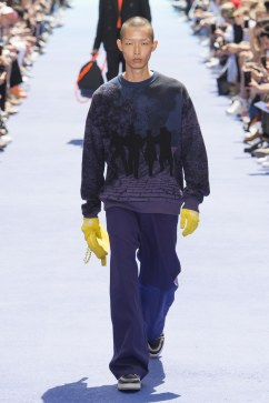 Louis Vuitton Spring 2019 Menswear Look 44