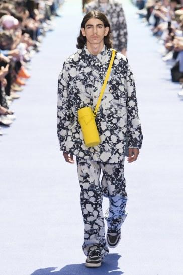 Louis Vuitton Spring 2019 Menswear Look 52