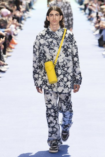 Louis Vuitton Spring 2019 Menswear Look 52