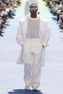 Louis Vuitton Spring 2019 Menswear Look 7