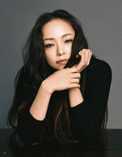 Namie Amuro for ViVi Magazine August 2018-4