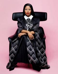 Nicki Minaj for ELLE US July 2018-4
