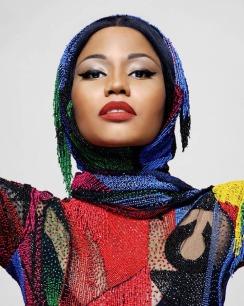 Nicki Minaj for ELLE US July 2018-6