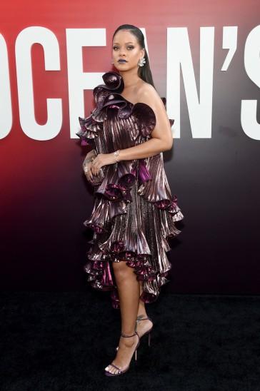 Rihanna in Givenchy Fall 2018-1