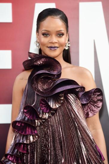 Rihanna in Givenchy Fall 2018-2