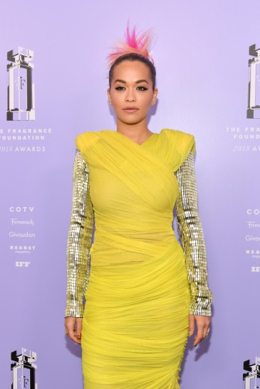 Rita Ora in Tom Ford Spring 2018-1