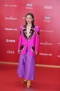 Sammi Cheng in Gucci Spring 2018-1