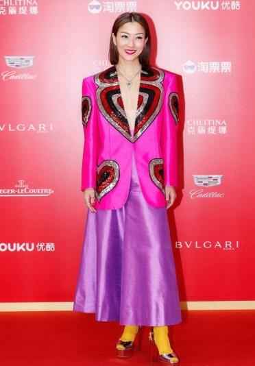 Sammi Cheng in Gucci Spring 2018