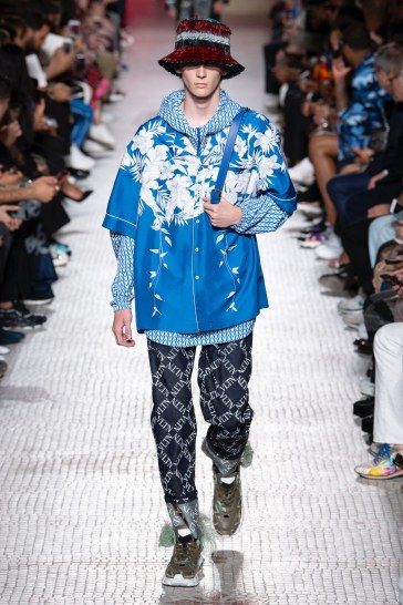 Valentino Spring 2019 Menswear Look 13