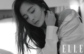 Yang Mi for ELLE China July 2018-11