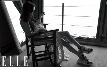 Yang Mi for ELLE China July 2018-4