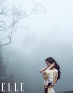 Yang Mi for ELLE China July 2018-7