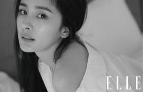 Yang Mi for ELLE China July 2018-9