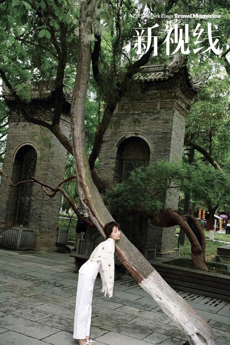 Zhou Dongyu for The New York Times Travel Magazine June 2018-8