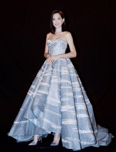 Ann Hsu in The Atelier Fall 2017 Couture