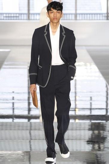 Boss Spring 2018 Menswear