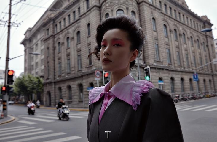 Du Juan T Magazine China July 2018-9