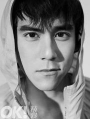 Eddie Peng for OK! Magazine July 2018-1