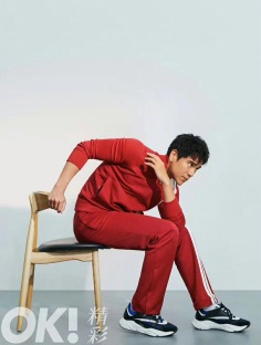 Eddie Peng for OK! Magazine July 2018-6