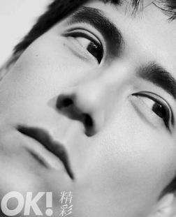 Eddie Peng for OK! Magazine July 2018-7
