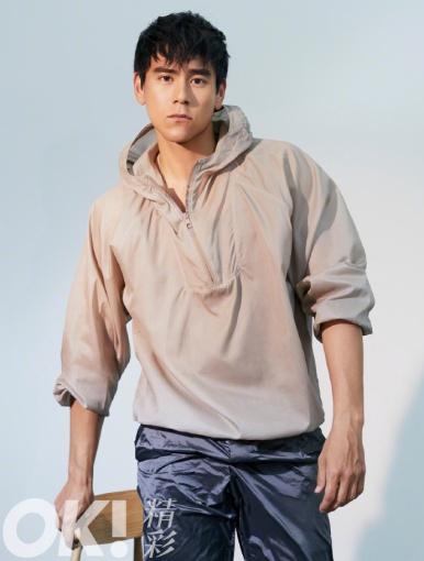 Eddie Peng for OK! Magazine July 2018-9