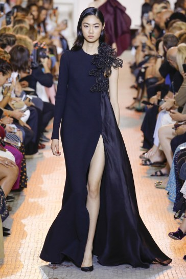 Elie Saab Fall 2018 Couture Look 12