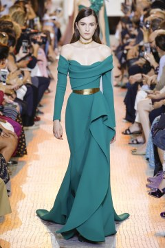 Elie Saab Fall 2018 Couture Look 32