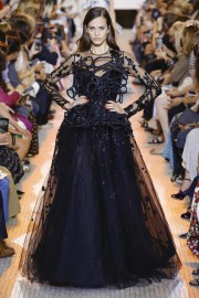 Elie Saab Fall 2018 Couture Look 43