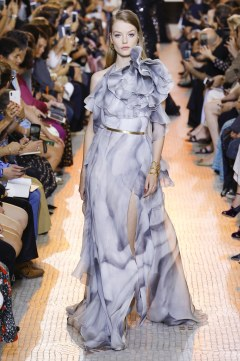 Elie Saab Fall 2018 Couture Look 45