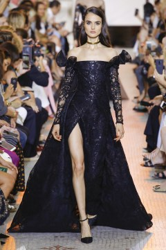 Elie Saab Fall 2018 Couture Look 46