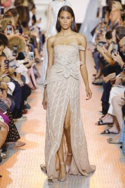 Elie Saab Fall 2018 Couture Look 50