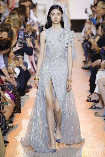 Elie Saab Fall 2018 Couture Look 51