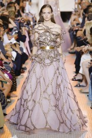Elie Saab Fall 2018 Couture Look 54