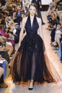 Elie Saab Fall 2018 Couture Look 7
