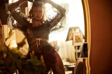 Gigi Hadid for Love Magazine Fall 2018-6