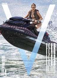 Gigi Hadid X V Magazine Fall 2018-7