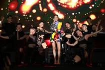Jolin Tsai in Versace Fall 2018-8