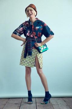 Karolina Kurkova X Harper's Bazaar Turkey August 2018-11