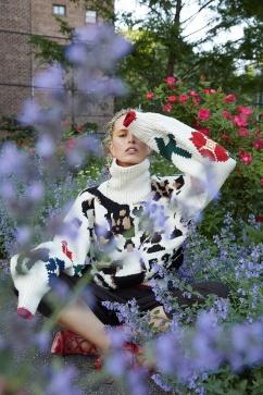 Karolina Kurkova X Harper's Bazaar Turkey August 2018-4