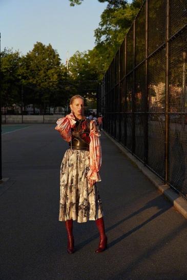Karolina Kurkova X Harper's Bazaar Turkey August 2018-6