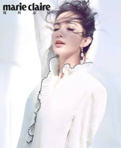 Li Bing Bing for Marie Claire HK August 2018-2