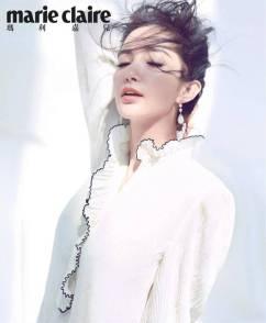 Li Bing Bing for Marie Claire HK August 2018-2